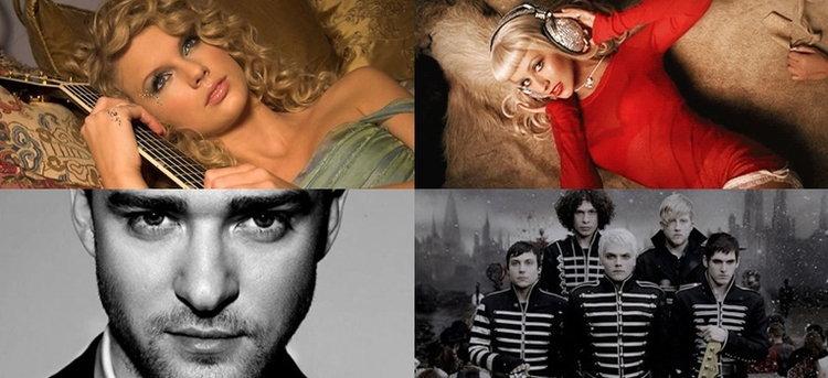 10 เพลงสากลสุดสตรอง! ครบรอบ 10 ปีในปี 2016