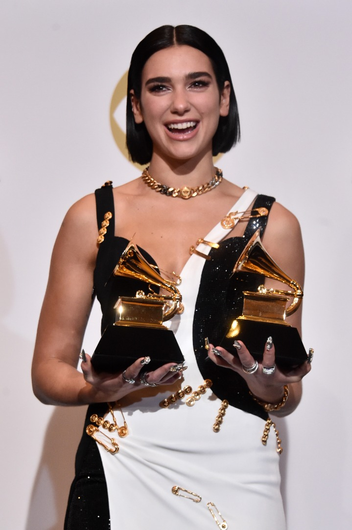 Grammy Awards 2019: Dua Lipa