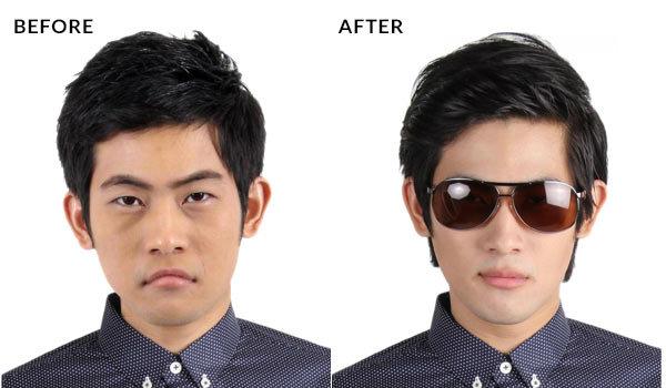 วิธีเลือกแว่นตา แว่นกันแดด ให้เข้ากับรูปหน้า
