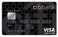 บัตรเครดิต ซิตี้แบงก์ ซีเล็คท์