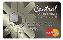 บัตรเครดิต Central Platinum