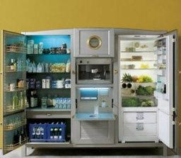 """แง้มดู """"ตู้เย็น"""" ราคาเหยียบล้านที่แพงที่สุดในโลก"""