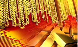 ราคาทองปรับแล้ว 2 ครั้งล่าสุดลง 50 บาท ทองรูปพรรณขาย 20,350 บาท