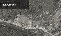 เมือง Tiller ในสหรัฐฯ ติดป้ายขายในราคา 3,850,000 ดอลลาร์