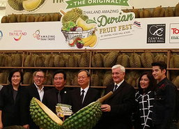 ก.พาณิชย์ตั้งเป้าไทยเจ้าแห่งผลไม้โลก