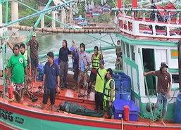 ประมงโอดแรงงานขาด74,000คน เล็งบินถกพม่า