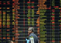 ตลาดหุ้นเอเชียปรับขึ้นรับน้ำมันดิบดีดตัว