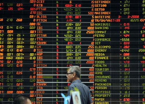 ตลาดหุ้นเอเชียเช้านี้ปรับตัวเพิ่มขึ้น