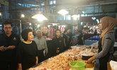 พาณิชย์ตรวจตลาดพรานนกหมูไก่ราคาทรงตัว