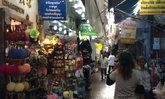 ปชช.ทยอยซื้อของขวัญปีใหม่ตลาดสำเพ็ง