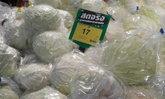ห้างค้าปลีกจำหน่ายผักหน้าร้อนราคาพิเศษ