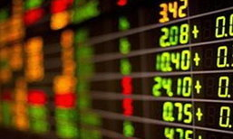 เปิดตลาดหุ้นภาคบ่ายลบ1.54จุด