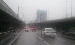 ภาคเหนืออีสานตอ.ใต้ฝนหนักกทม.ฝนร้อยละ70