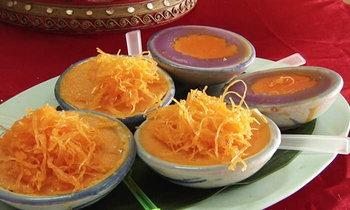 ออเดอร์เพียบ ! วัยรุ่นรวมตัวทำขนมไทยโบราณสูตรชาววัง ขายผ่านเฟซบุ๊ก