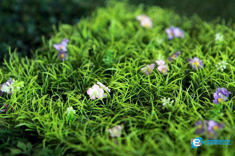Grass Ideas พื้นที่สีเขียวบนโลกออนไลน์