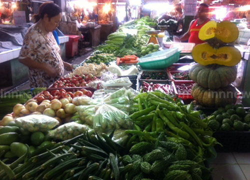 พาณิชย์เผยวันนี้ราคาสินค้าผักสดปรับตัวเพิ่มขึ้น