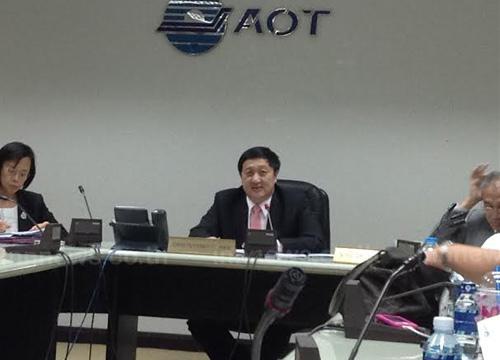 ทอท.เล็งนำโครงการลงทุนก่อสร้างร่วมCoST