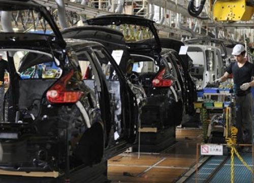 4เดือนแรกไทยผลิตรถยนต์มากสุดในภูมิภาค