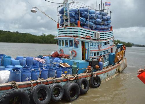 ปีติพงศ์ย้ำต้องขึ้นทะเบียนเรือปลดล็อกEU-ภัยแล้งเร่งช่วย