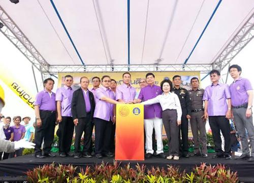 กรมทางหลวงชนบทเปิดถนนดีทั่วไทย