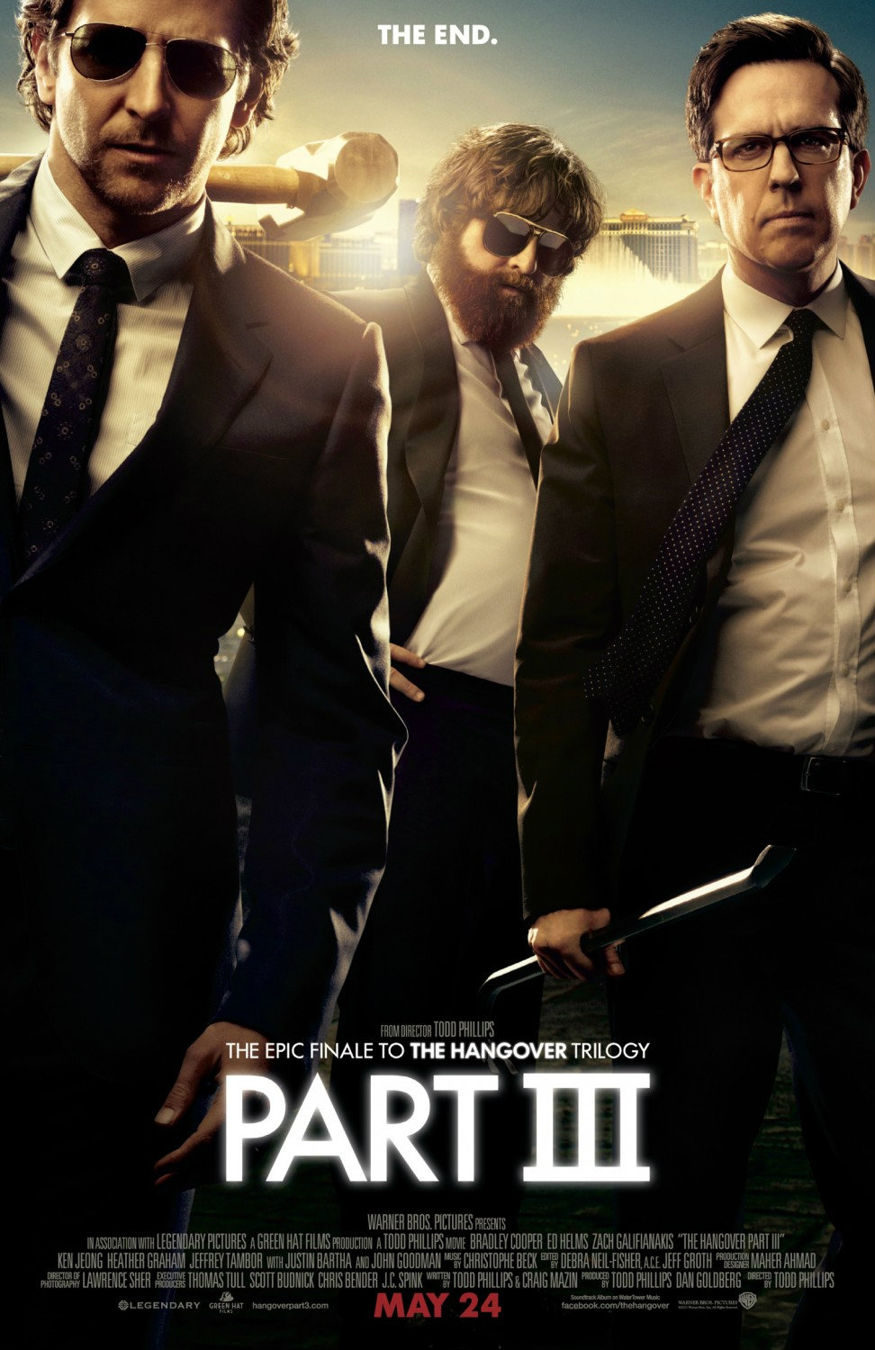 หนัง The Hangover Part III