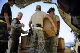 บิล คลินตัน ถึงเฮติ ฝังแล้ว 70,000 ศพ