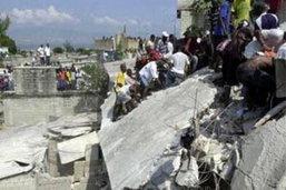 สาวไทยแฉนาทีหนีตายที่เมืองหลวงเฮติ