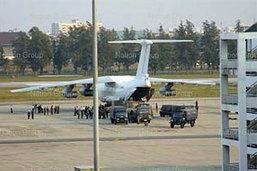 อภิสิทธิ์ อุบไต๋บินขนขีปนาวุธจอดไทย!!!