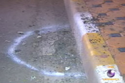 ปาระเบิดเอ็ม 67 ใส่ป้อมยาม สนง.บำรุงทางธนบุรี