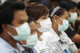 กทม. เตรียมรับมือการระบาดของไขหวัดใหญ่ 2009 ระลอก 3