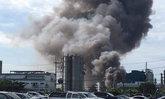 ไฟไหม้ถังเก็บสารเคมี ในกระบวนการผลิตที่ระยอง