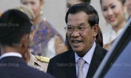 กัมพูชาอ้างสมรังสีสมรู้ไทยทำลายชาติ