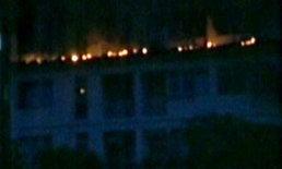 ไฟไหม้คาราโอเกะRCAจนท.คุมเพลิงแล้ว