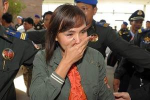 AFP เผย อ้อ บอกกลับไทยคือ ถูกส่งไปตาย!!!