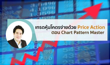 เทรดหุ้นโคตรง่ายด้วย Price Action - Chart Pattern Master