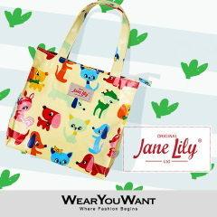 กระเป๋า Jane Lily ลายน้องหมาน่ารัก