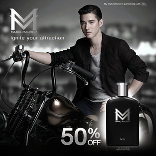 MARIO MAURER FOR HIM