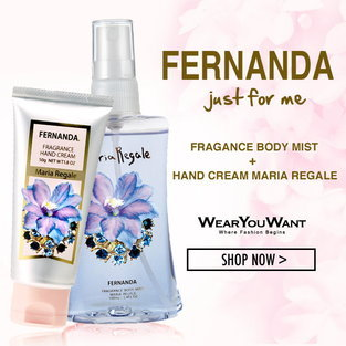 FERNANDA Body Mist & Hand Cream