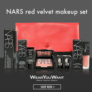 Nars Red Velvet Makeup Set