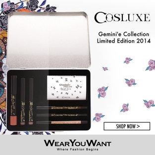 COSLUXE Gemini'e Collection-Limited Edition 2014