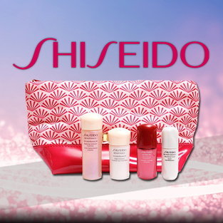 Shiseido Gift Set