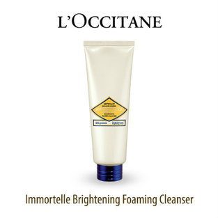 L'occitane Immortelle Brightening Foaming Cleanser