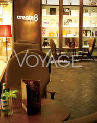 ร้าน Create 8 Book Store & Cafe