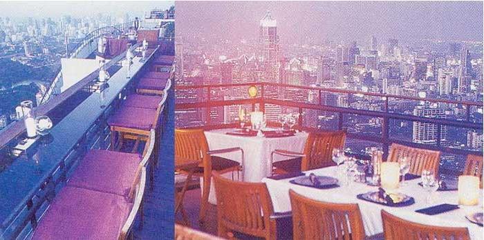 Vertigo ห้องอาหารหรูบนชั้น 64