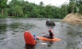 ล่องคายัค แม่น้ำแควใหญ่