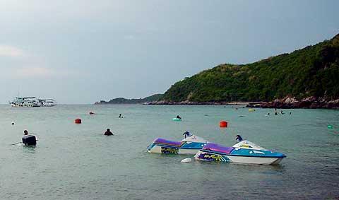 ท่องเที่ยวเกาะล้าน ที่พักเกาะล้าน ที่กิน แผนที่ฉบับสมบูรณ์