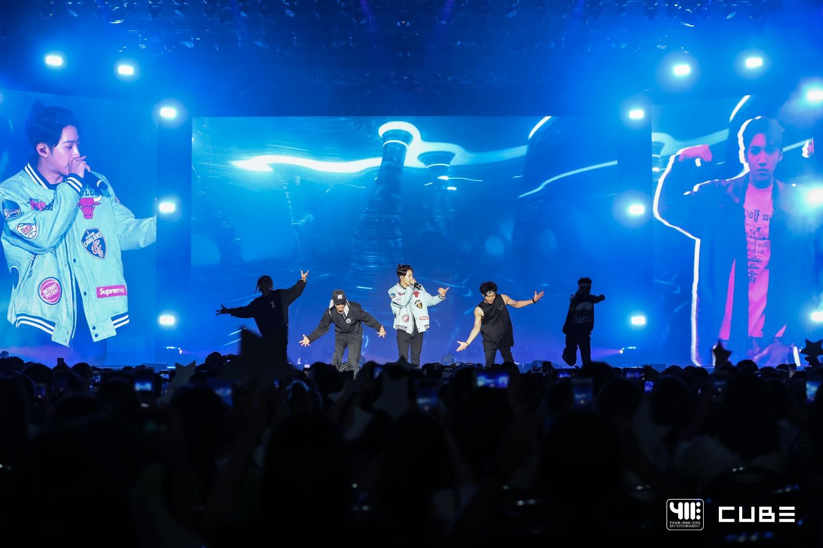 2019 LAI KUANLIN Fan Meeting [Good Feeling] in Bangkok