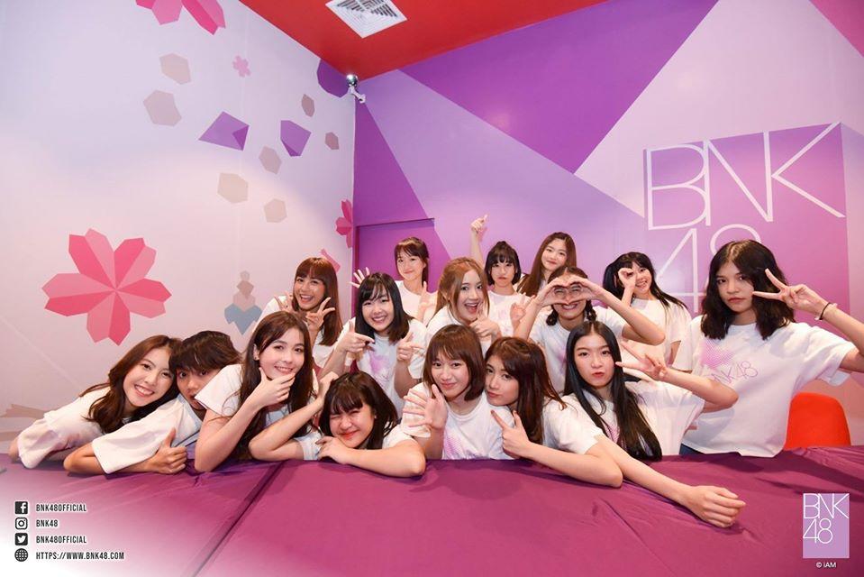 บรรยากาศ BNK48 Campus