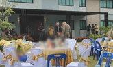 อุกอาจ! คนร้ายบุกยิงสารวัตรกำนันเมืองราชบุรีดับกลางงานเลี้ยง