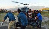 กู้ภัยนำ 9 ศพ นักปีนเขาเกาหลีใต้-ไกด์ชาวเนปาล ลงจากยอดเขากูร์จาแล้ว